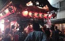 太海の夏祭り 2013.07.28